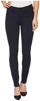 Liverpool Madonna Five-Pocket Leggings in Silky Soft Ponte Knit in Dark Night Women's Jeans