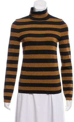 Alice + Olivia Striped Wool Sweater