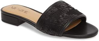 Nic+Zoe NIC + ZOE Sandy Sequin Low Heel Slide