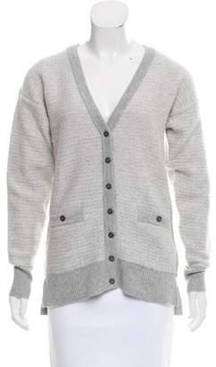 Belstaff Button-Up Wool Cardigan w/ Tags