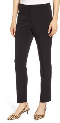 Vince Camuto Milano Twill Skinny Ankle Pants
