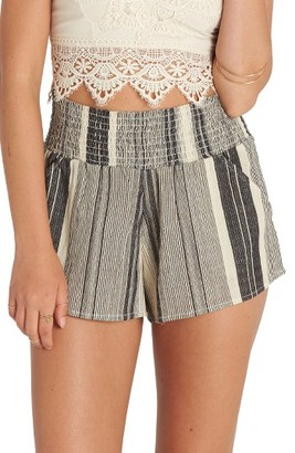 Women's Billabong Waves For Days Beach Shorts $36.95 thestylecure.com