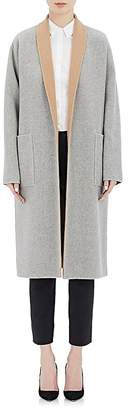 Barneys New York Women's Double-Faced Reversible Coat