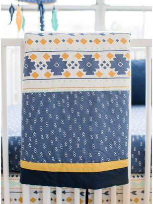 My Baby Sam Desert Sky 3pc Crib Bedding Set