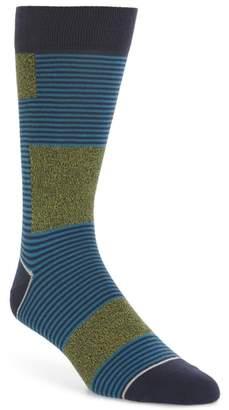 Ted Baker Myyro Stripe Socks