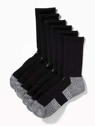 Old Navy Go-Dry Training Socks 3-Pack for Men