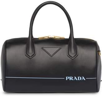 Prada Mirage leather bag
