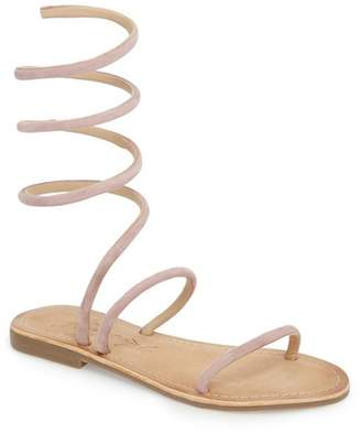 Free People Havana Wraparound Gladiator Sandal (Women)