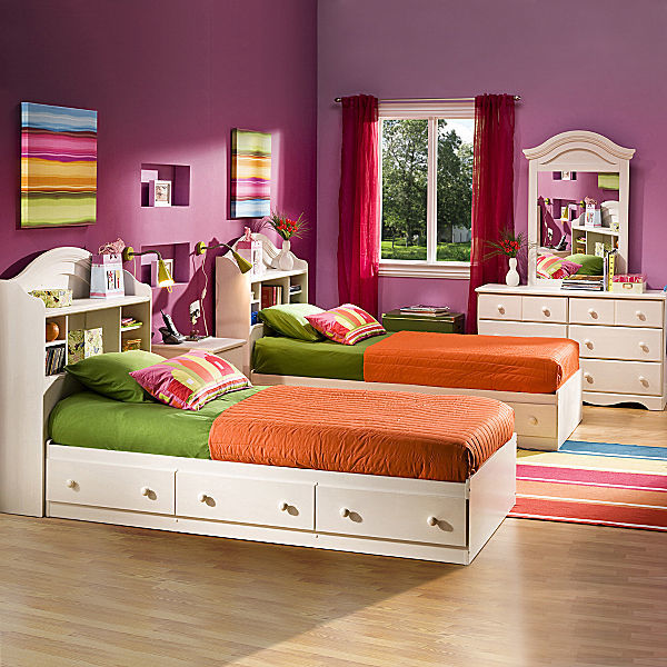 Jcpenney Bailey Youth Captains Platform Bed With Storage