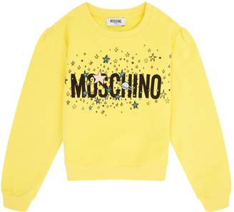 Moschino Star Logo Sweatshirt
