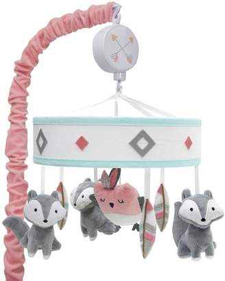 Lambs & Ivy Little Spirit Fox Musical Mobile