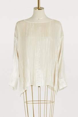 Forte Forte Velvet blouse