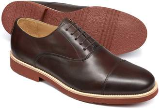 Brown Oxford Shoe Size 11.5 by Charles Tyrwhitt