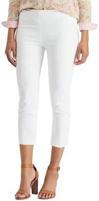 Chaps Women's Slim Fit Capris