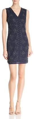 Molly Bracken Beaded Sheath Dress