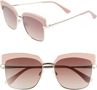 Chelsea28 Isabella 56mm Cat Eye Sunglasses