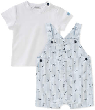 Absorba 2Pc Shortall Set