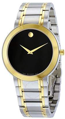 Movado Women's 'Stiri' Swiss Quartz Two-Tone and Stainless Steel Watch