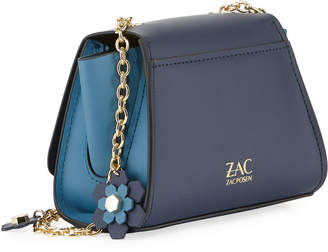 Zac Posen Eartha Iconic Mini Colorblock Crossbody Bag
