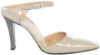 Celine Patent leather heels