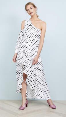 Lulu Valencia & Vine Dress