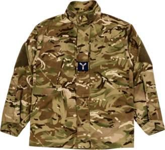 Pablo Military Jacket NYC Camo