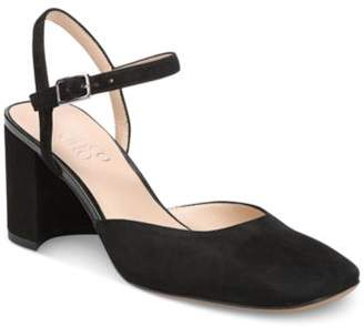 Franco Sarto Lavita Block-Heel Pumps