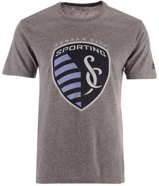 adidas Men's Sporting Kansas City Vintage Too Triblend T-Shirt