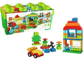 Lego DUPLO All-In-One Box of Fun Set - 10572