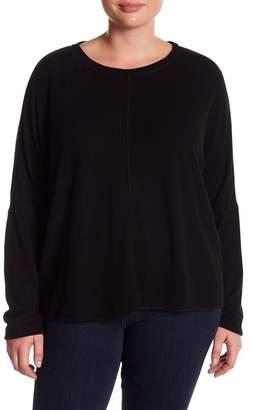 H By Bordeaux Hacci Dolman Sweater (Plus Size)