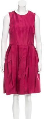 Jason Wu Sleeveless Silk Dress
