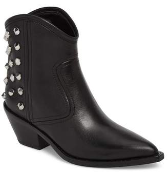 Marc Fisher Baily Studded Western Bootie