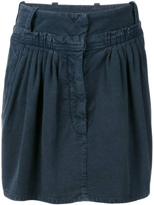 J.W.Anderson front pleat skirt