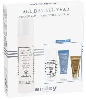 Sisley Paris Sisley-Paris All Day All Year Essential Anti-Aging Program