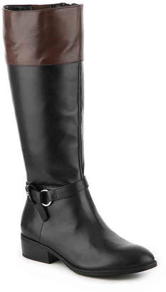 Lauren Ralph Lauren Makaila Wide Calf Riding Boot - Women's