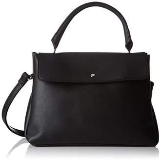 Pimkie Women's Scs18 Doctorbag Top-Handle Bag Black