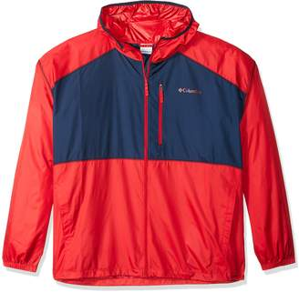 Columbia Men's Flash Forward Big and Windbreaker