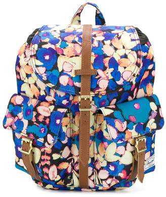 Herschel printed Dawson X-small backpack