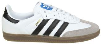 adidas Samba Og Sneakers In White Color Leather