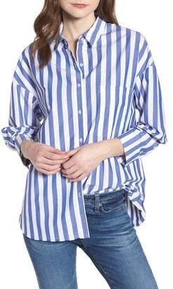 Stateside Stripe Oversize Shirt