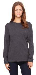 B.ella Missy Long-Sleeve Crew Neck Jersey Tee (Medium)