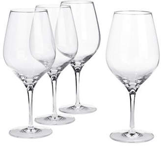 GLUCKSTEINHOME Fete Set of Four Water Goblets