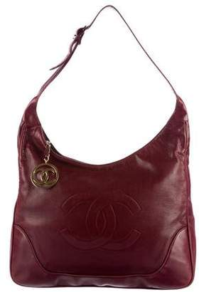 Chanel Calfskin Shoulder Bag