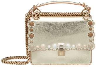 Fendi Kan I scalloped handbag