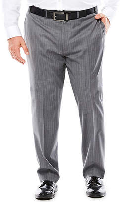 COLLECTION Collection by Michael Strahan Stripe Pants - Big & Tall