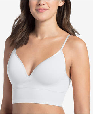 Jockey Women's Natural Beauty Molded Cup Bralette with Back Closure 2455