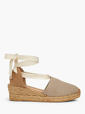 826b7a84204c at John Lewis and Partners · LK Bennett L.K.Bennett Mable Wedge Heel Sandals