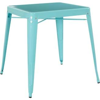 Office Star Work Smart by Products Patterson Metal Table