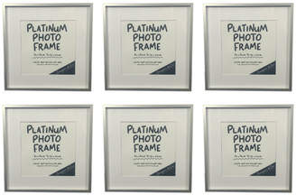 3.1 Phillip Lim Set of 6 Platinum x Metal Photo Frame