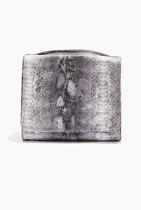 Country Road Snake Roll Up Cosmetic Bag